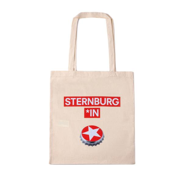 Sternburg Jutebeutel 'STERNBURG *IN'